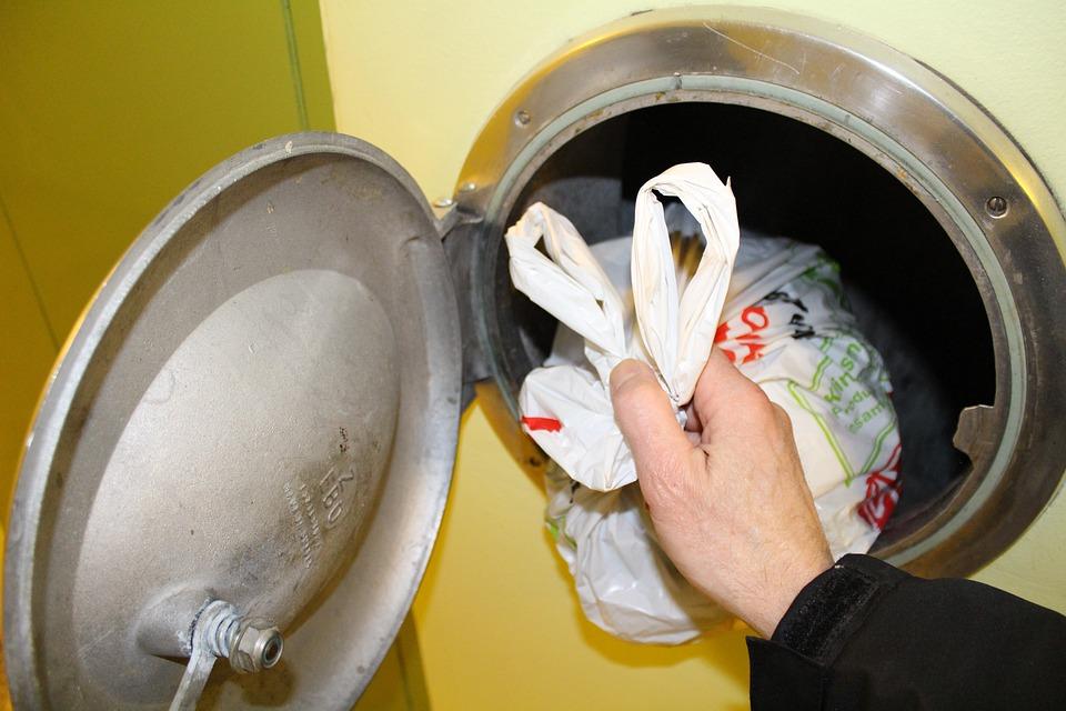 Refuse Disposal Chutes, Garbage, Waste
