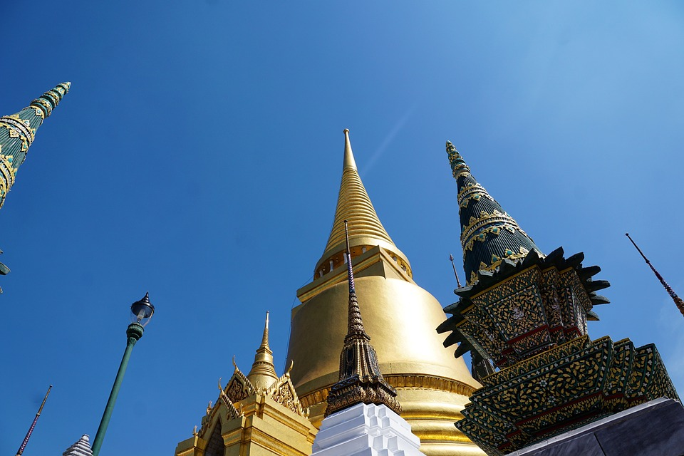 Buddha, Temple, Wat, Religion, Pagoda, Architecture