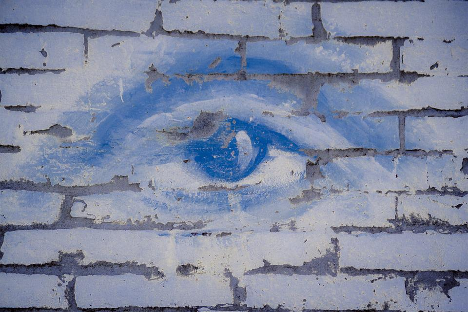 Eye, Blue, Blue Eye, Close, Black Eye, View, Watch