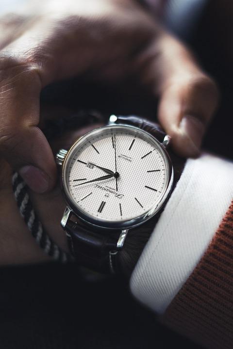 Watch, Automatic, Wrist, Clock, Gears, Time, Rolex
