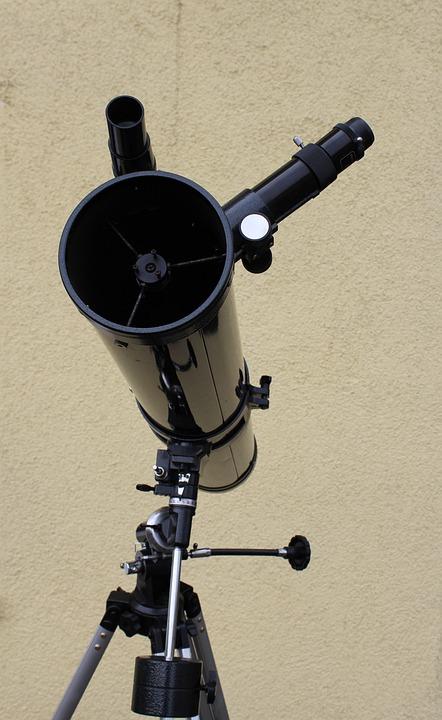 Telescope, View, Optics, Binoculars, Distant, Watch