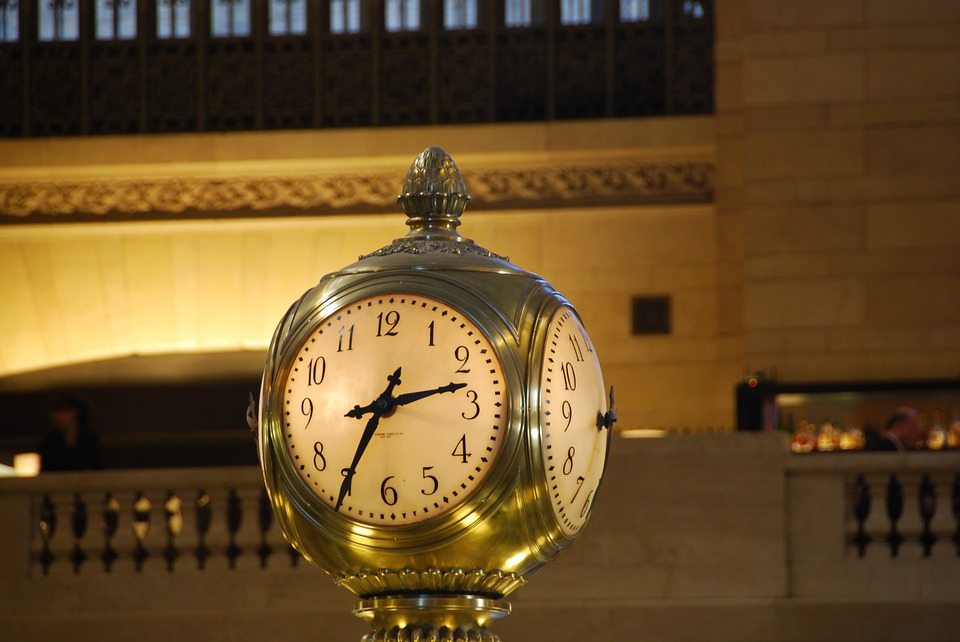 Watch, Grand Central Station, New York, Station
