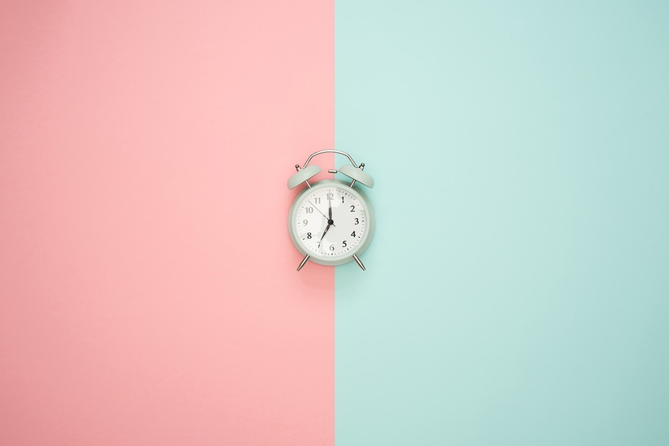 Time, Clock, Alarm Clock, Pastel Colors, Hour, Watch