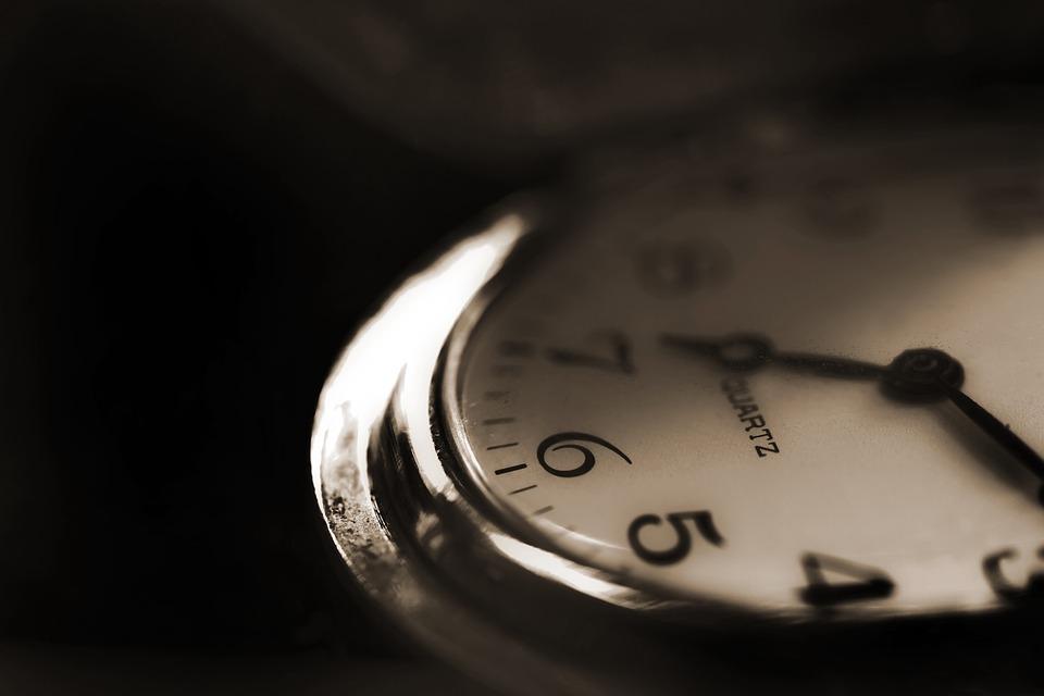 Time, Watch, Minutes, Nostalgia, Timepiece, Minute