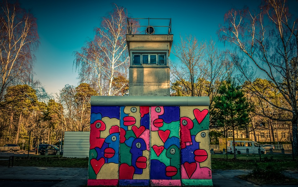 Berlin Wall, Watchtower, History, Historically