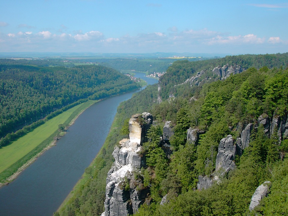 Elbe, Elbe Sandstone Mountains, Watchtower