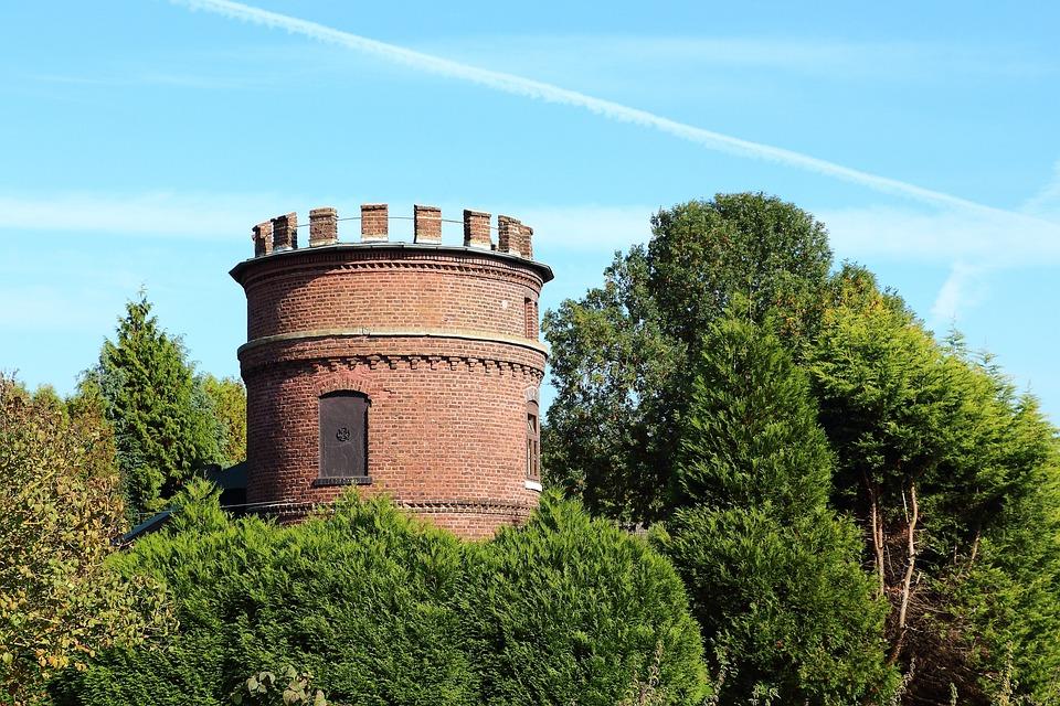 Niederzier, Tower, Watchtower, Historically, Fortress