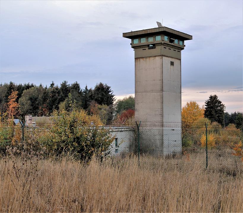 Watchtower Of The Nike Position, Window, Luke, Building