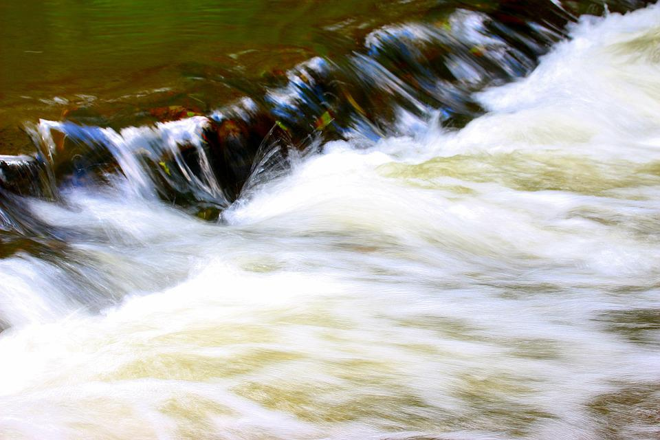 Water, Bach, River, Stones, Nature, Flow, Waters