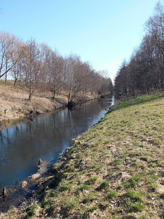River, Bank, Water, Waters, River Landscape, Nature