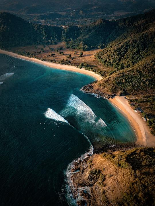 Beach, Marine, Water, Travel, Relax
