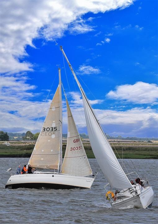 Boat, Water, Sailboat