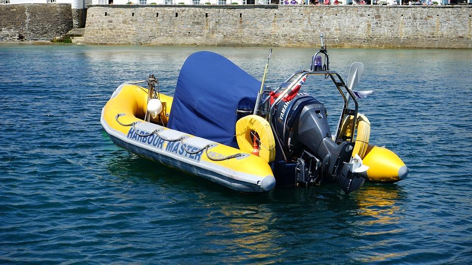 Boat, Sea, Ocean, Water, Blue, Transport, Vessel