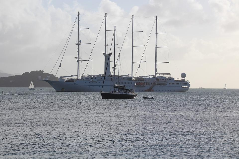 Sea, Water, Ship, Boat, Watercraft