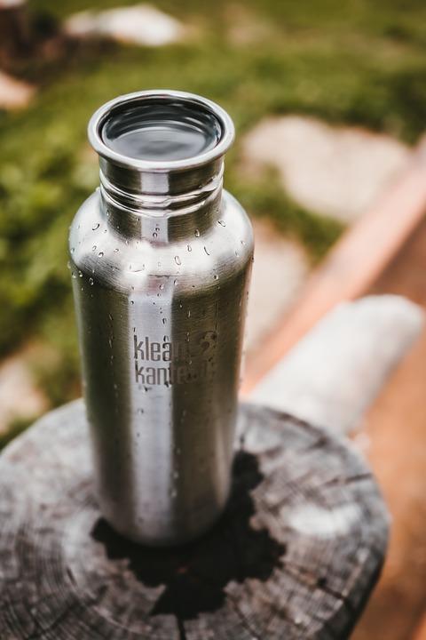 Clean Kanteen, Metal Bottle, Bottle, Water Bottle