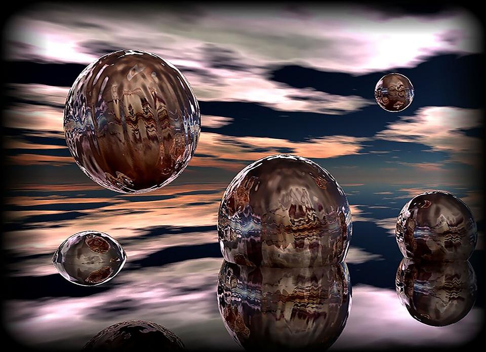 Bubbles, Water, Water Bubbles
