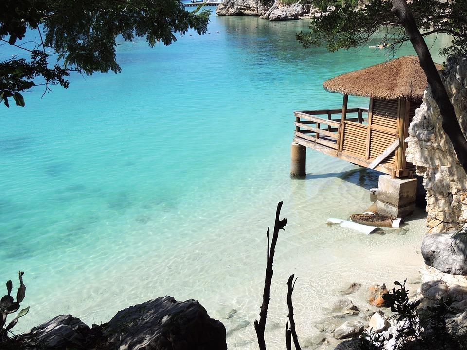 Bahamas, Water, Tropical, Beach, Caribbean, Vacation