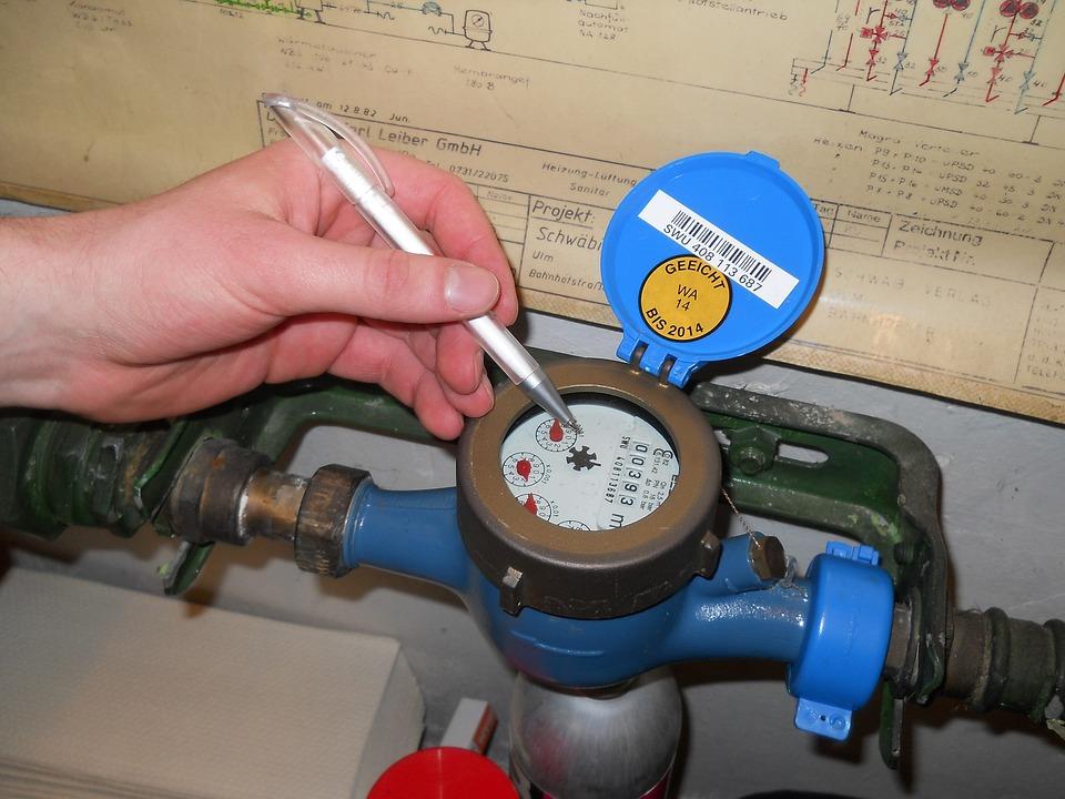 Water Meter Reader, Water Retrieve, Water Clock