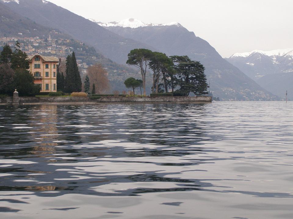 Lake Como, Nature, Water, Como, Landscape, Lake, Italy