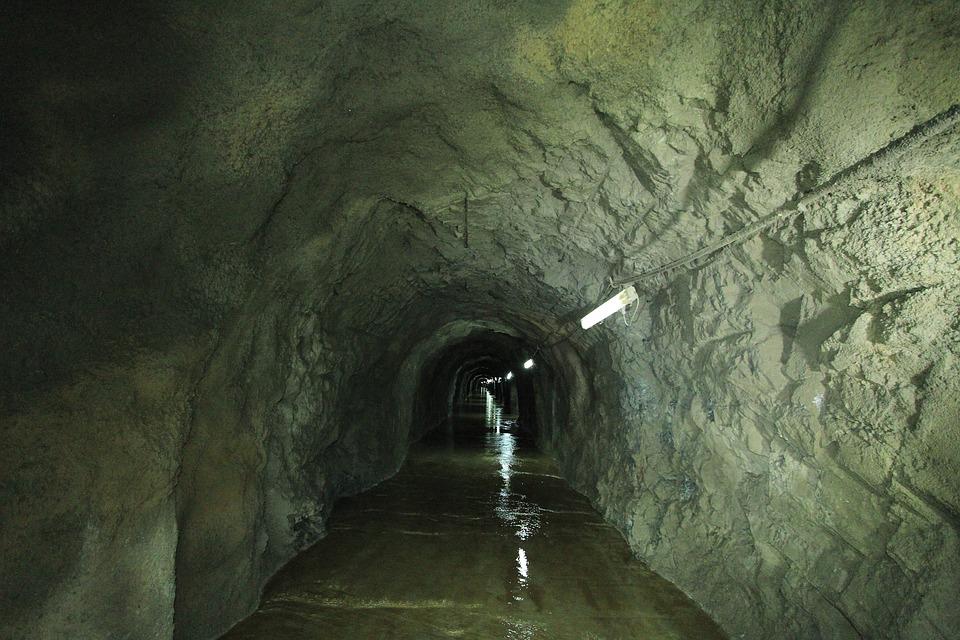 Door, Hydroelectric Power Station, Water Control