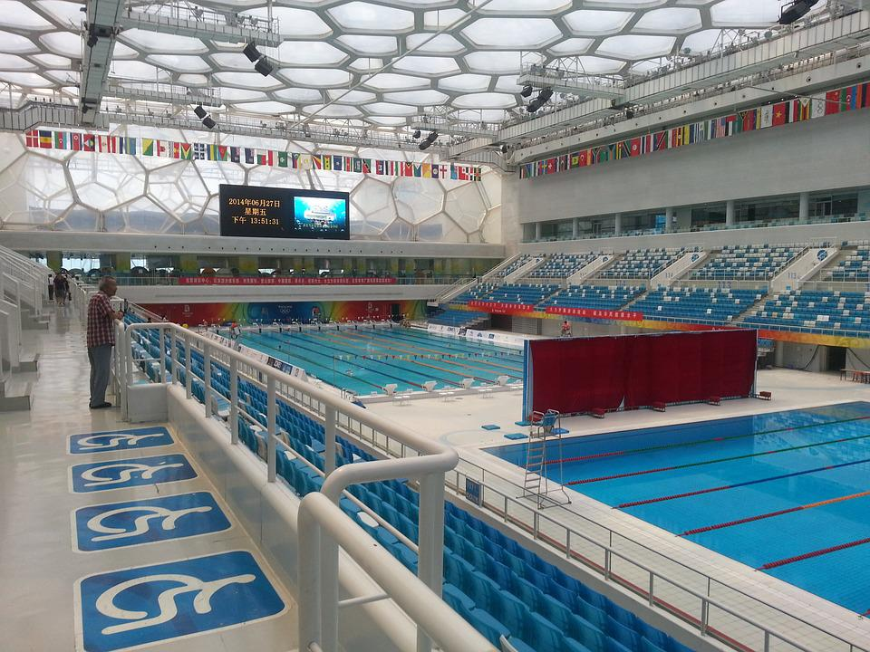 Olympic Swimming Pool Diagram perfect olympic swimming pool 2014 sport city amman o with design