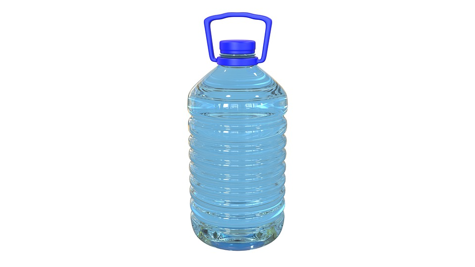 Drum, Water, 5 Litres