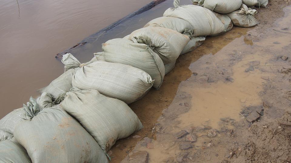 Catastrophe, Flood, Water