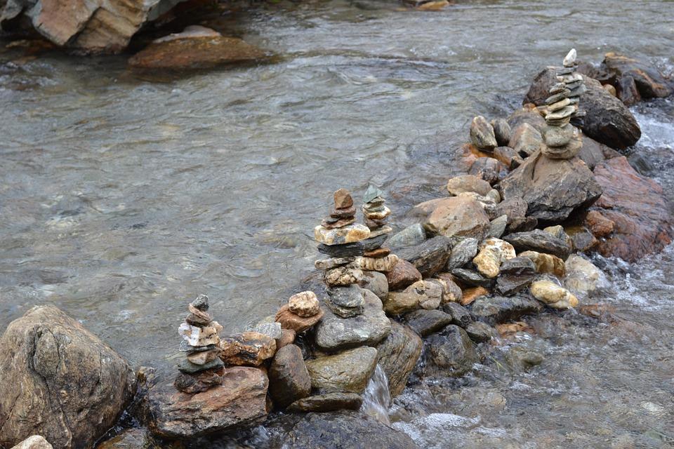 Stones, Water, Fluent