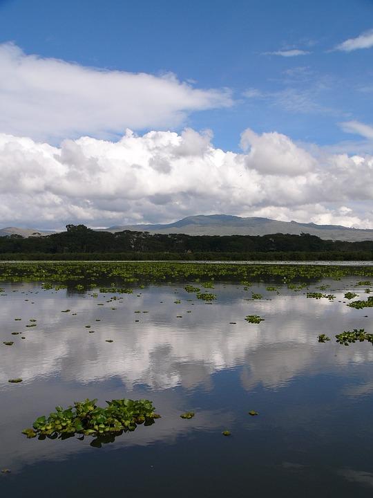 Beauty, Lake, Africa, Landscape, Water, Nature