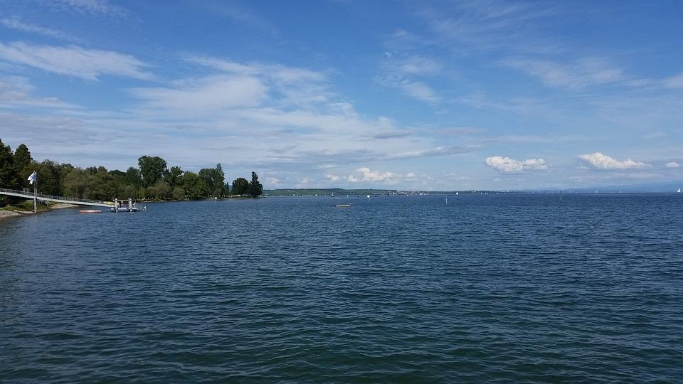 Water, Lake View, Sky, Beach View, Lake, Nature