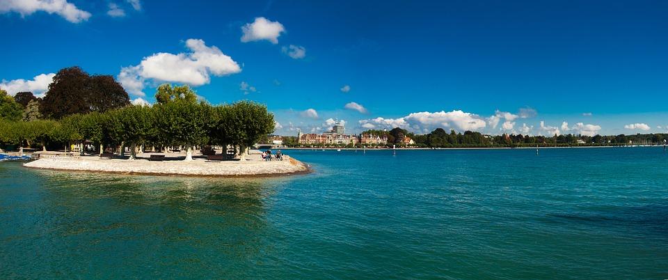 Lake Constance, Lake, Switzerland, Water, Nature