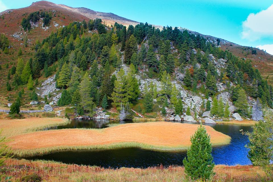 Landscape, Mountain, Lake, Alpine, Nature, Water, Mood