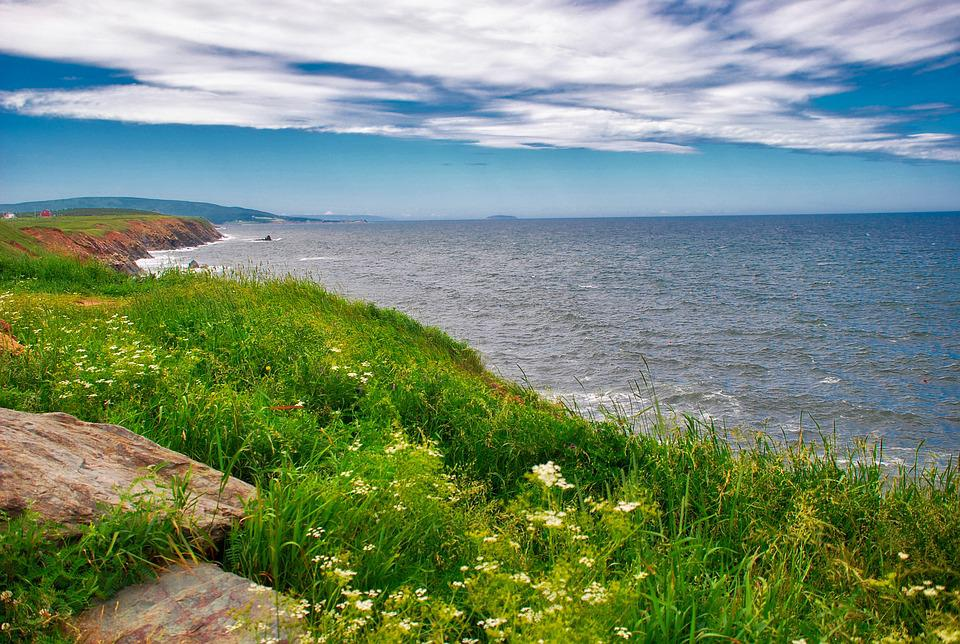 Nature, Sky, Water, Panoramic, Landscape, Outdoors, Sea