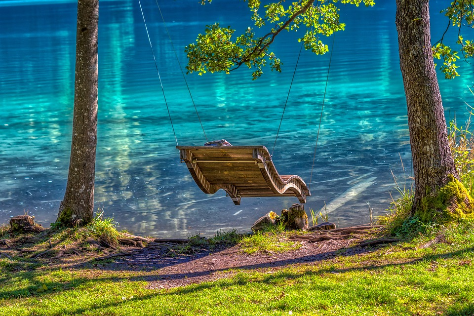 Lake, Relax, Nature, Water, Landscape, Relaxation