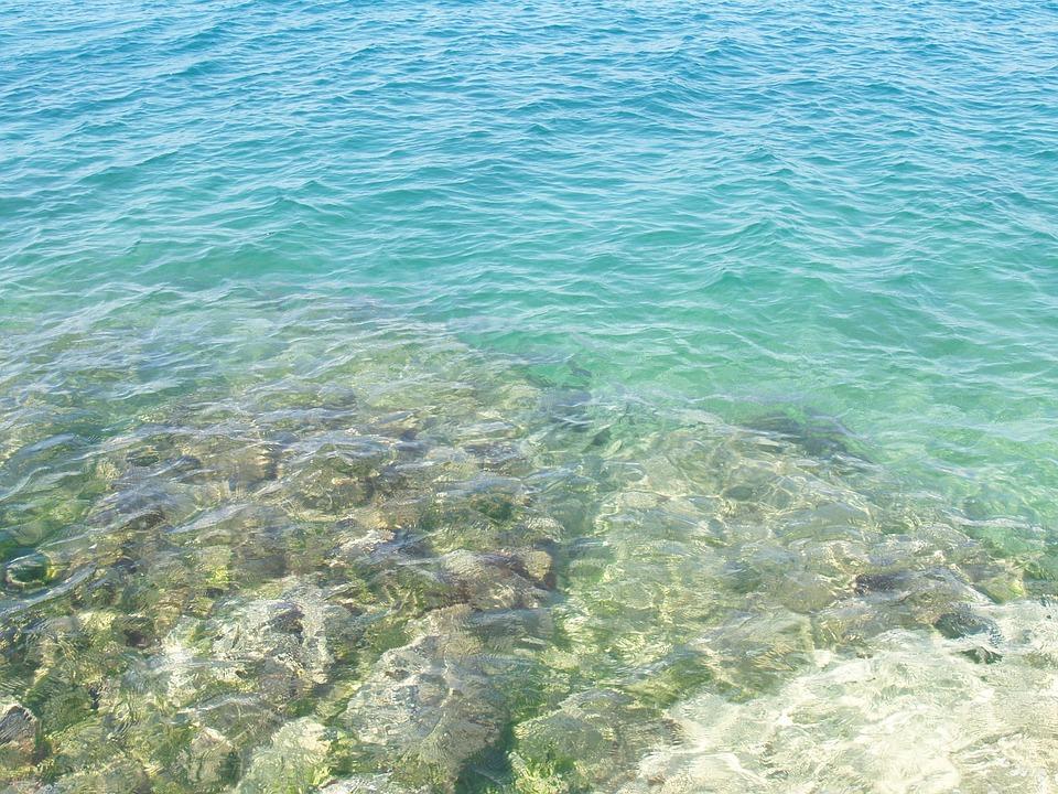 Lazur, Sea, Water