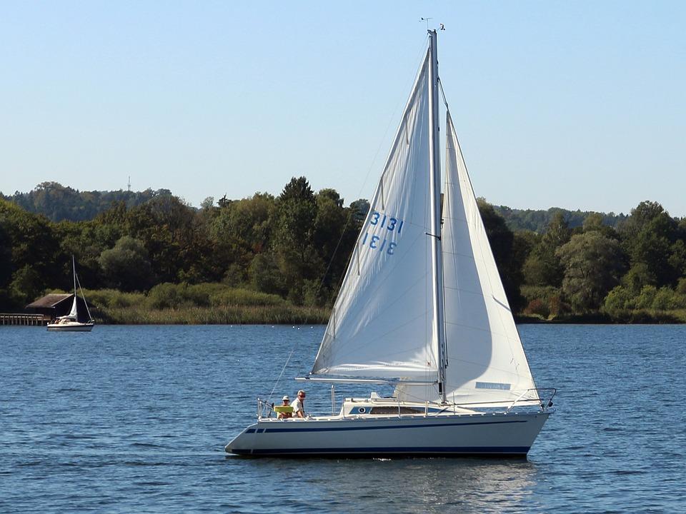 Leisure, Hobby, Sail, Sailing Boat, Boot, Water