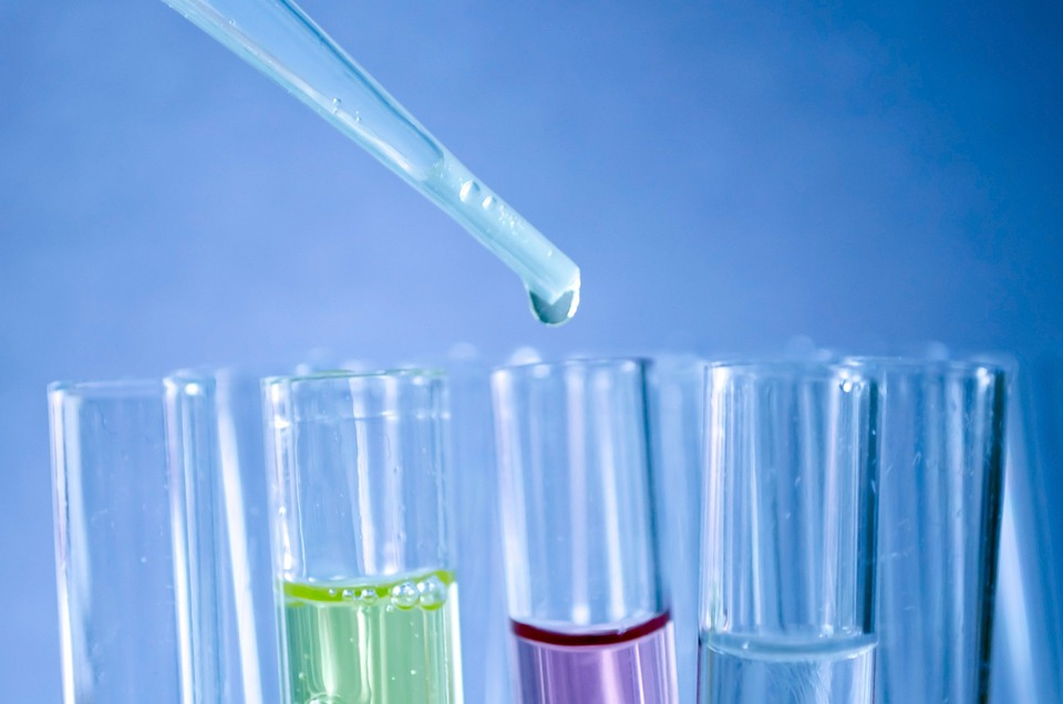 Test, Tube, Lab, Medical, Research, Drug, Water