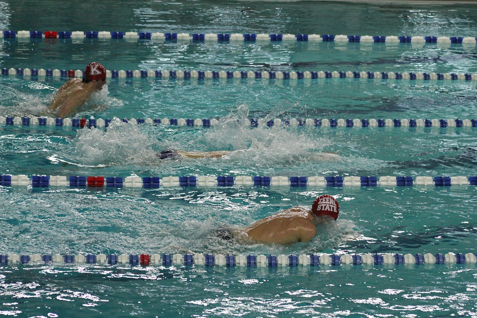 Swimming, Swimming Pool, Water, Swim, Aquatic, Meet