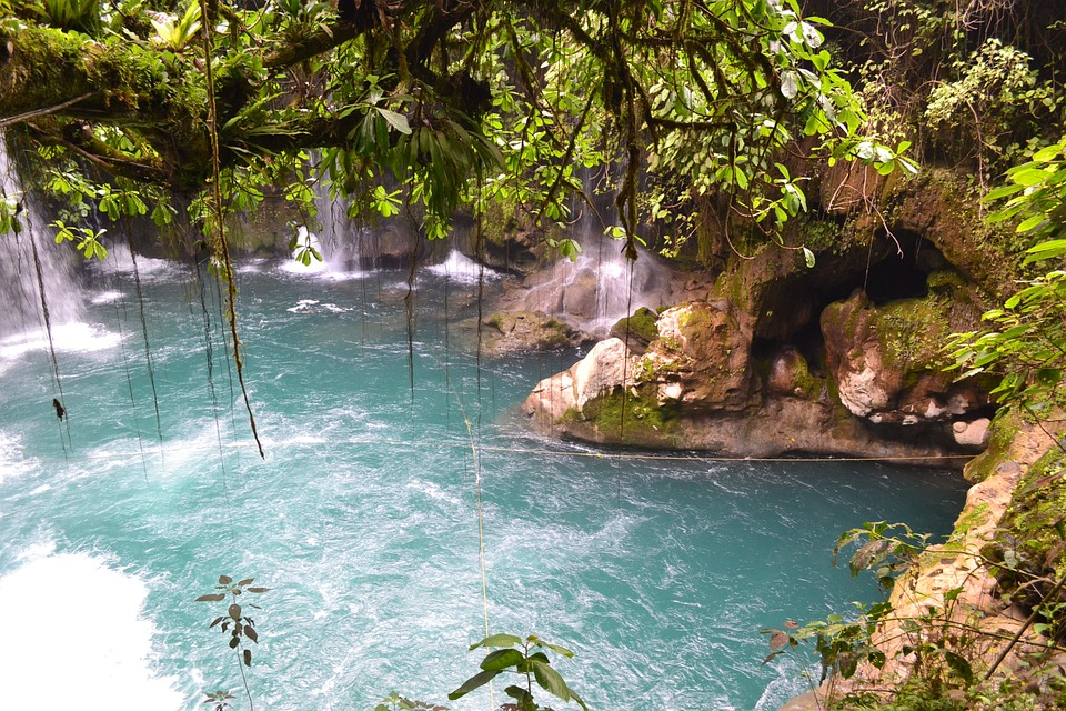Landscape, Water, Of Nature, Mexico