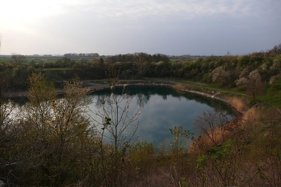 Quarry, Water, Nature, Lake, Mood
