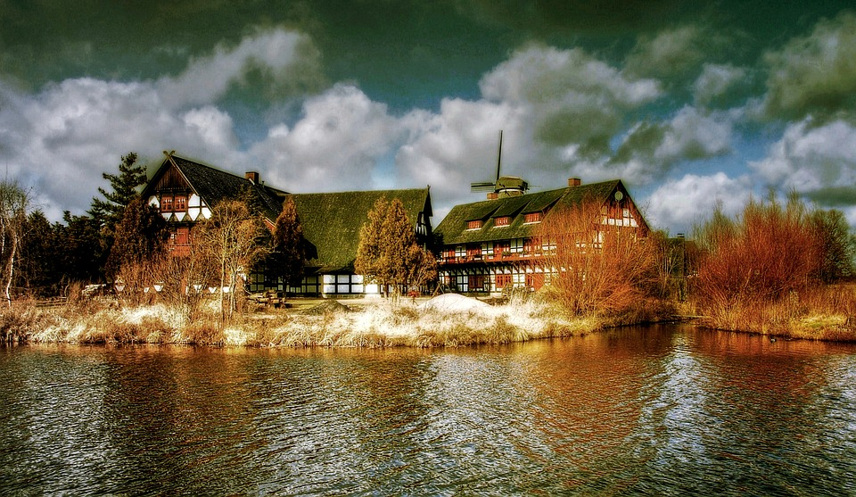 Gifhorn, Mill, Museum, Mill Museum, Lower Saxony, Water