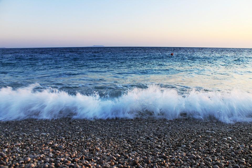 Water, Sea, Beach, Surf, Nature