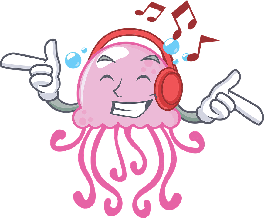 Jellyfish, Design, Ocean, Astral, Soul, Sea, Water