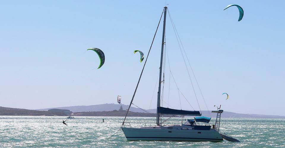 Sailing Boat, Sea, Beach, Ocean, Sail, Water, Coast