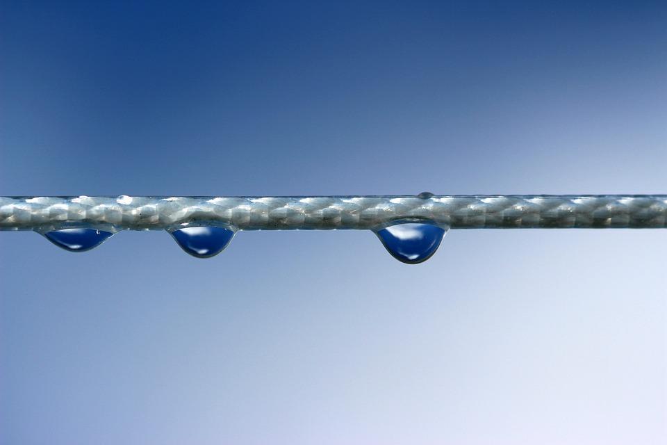 Raindrop, Mirroring, Water, Drop Of Water, Drip