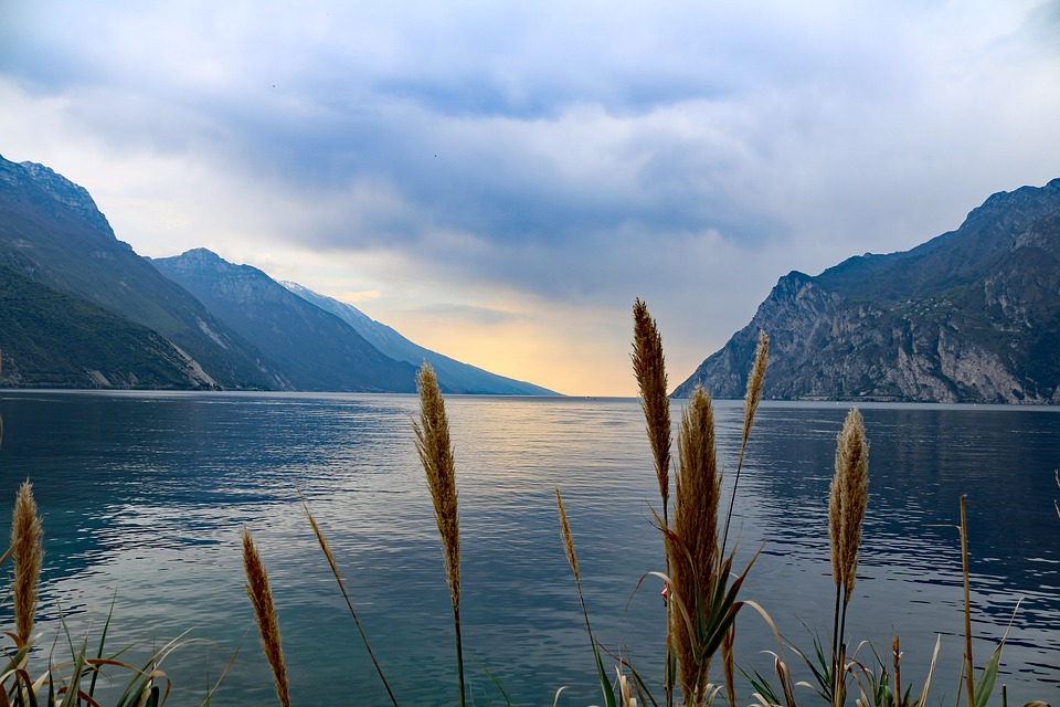 Garda, Lake, Holiday, Riva, Bergsee, Water, Mountains