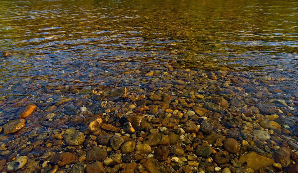 Rocks, Water, Clear, Nature, River, Outdoor, Stream