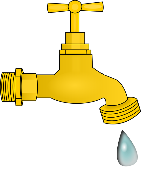 Robinet, Tap, Water