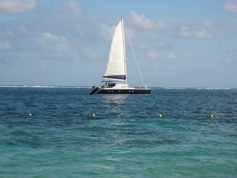 Boat, Sail Boat, Mexico, Ocean, Sail, Sea, Water, Sky