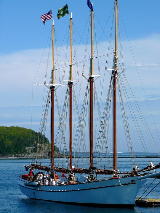 Ship, Vessel, Boat, Sailing, Water, Sailboat, Cruise
